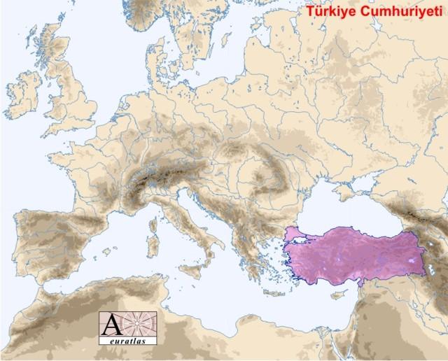 kryeqytet i Turqisë është: